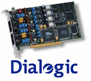 Dialogic voice broadcasting technology