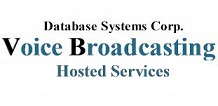 voice broadcasting solutions