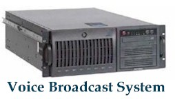 voice broadcasting system