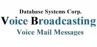 voice mail broadcasting solutions